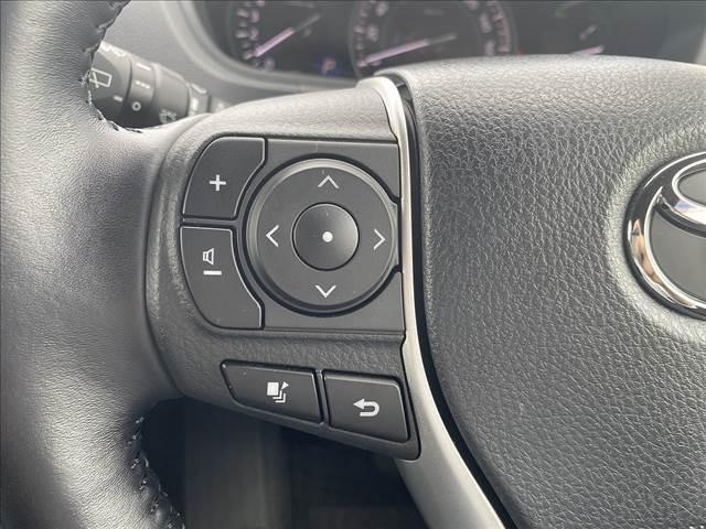 Gi セーフティセンス・モデリスタエアロ・黒革シート・9型フルセグナビ・Bカメラ・両側電動ドア・LEDライト・スマートキー・Pスタート・前席シートヒータ・ソナー・ETC・Bt&SD接続・クルコン・横滑防止(14枚目)