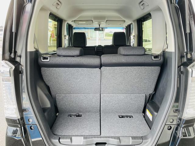 G SSブラックスタイルパッケージ 専用ブラックアルミ&グリル 両側パワースライドドア シートヒーター スマートキー プッシュスタート ステアリモコン ビルトインETC HID オートライト フォグ(15枚目)