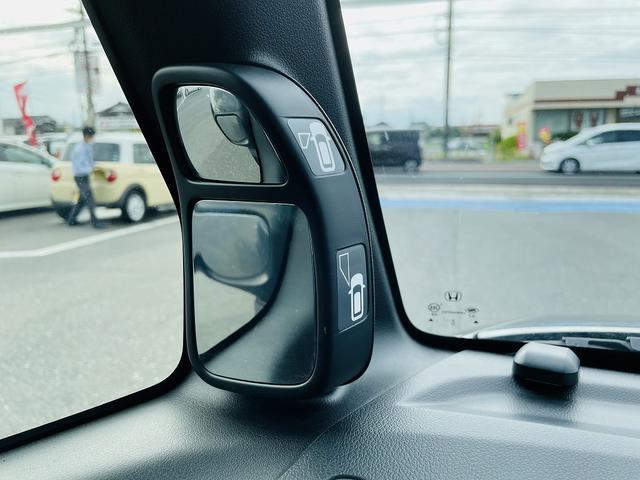 G SSブラックスタイルパッケージ 専用ブラックアルミ&グリル 両側パワースライドドア シートヒーター スマートキー プッシュスタート ステアリモコン ビルトインETC HID オートライト フォグ(34枚目)