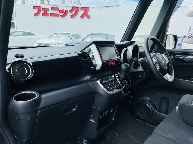 G SSブラックスタイルパッケージ 専用ブラックアルミ&グリル 両側パワースライドドア シートヒーター スマートキー プッシュスタート ステアリモコン ビルトインETC HID オートライト フォグ(39枚目)