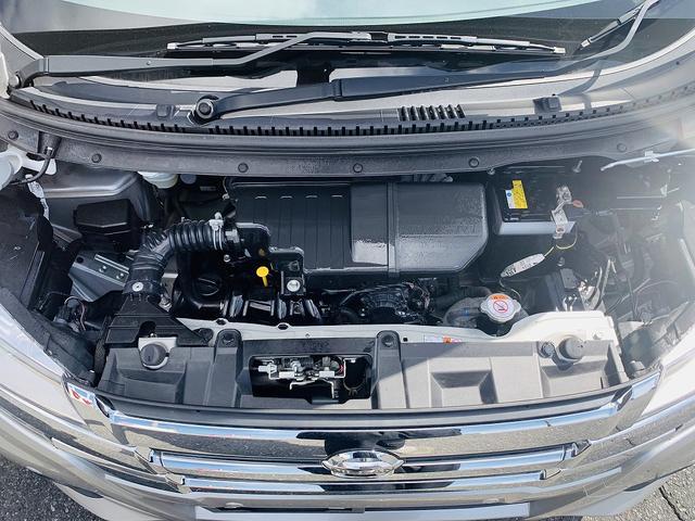 ハイウェイスター X 最終型・4WD・エマージェンシーB・フルセグナビ・全周囲カメラ・HIDライト・インテリキー2個・Pスタート・ETC・Bt&SD&USB接続・シートヒーター・前後踏み間違い防止・専用エアロスタイル&AW(21枚目)