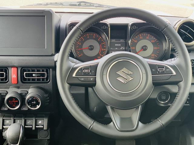 XC 届出済未使用車・4WD・4AT・衝突軽減ブレーキ・ターボ・スマートキー・Pスタート・LEDライト・前席シートヒータ・クルコン・ウィンカーM・オートミラー・背面タイヤ・専用16AW・オートハイビーム(11枚目)