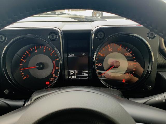 XC 届出済未使用車・4WD・4AT・衝突軽減ブレーキ・ターボ・スマートキー・Pスタート・LEDライト・前席シートヒータ・クルコン・ウィンカーM・オートミラー・背面タイヤ・専用16AW・オートハイビーム(27枚目)