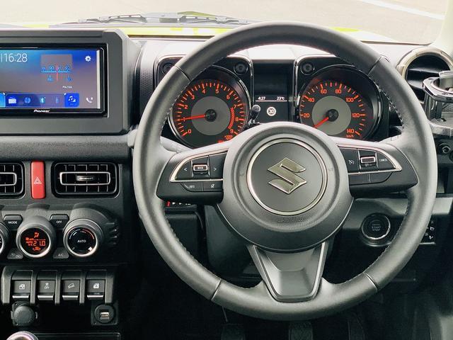 XC 4WD・5MT・衝突軽減ブレーキ・DVD再生・BT&USB接続・ターボ・スマートキー・Pスタート・LED・前席シートヒーター・OPフロントグリル・クルコン・オートミラー・背面タイヤ・オートハイビーム(11枚目)