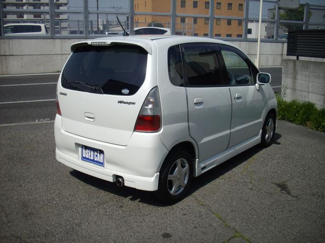 スズキ MRワゴン ターボT