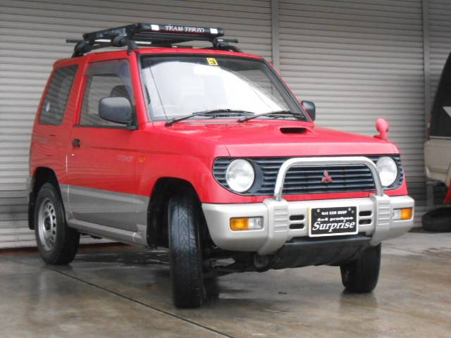VR-II ターボ 4WD 軽自動車 ルーフキャリア(4枚目)