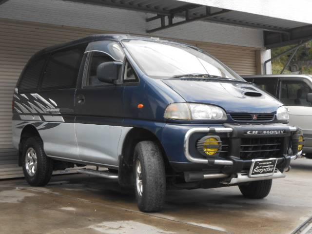 シャモニー 4WD ディーゼルターボ ETC 7人乗り(4枚目)