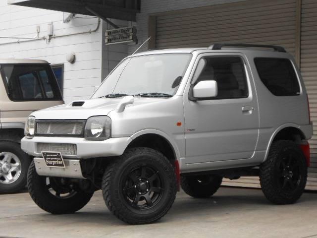XC ターボ 4WD ナビ HID ETC 5速MT(2枚目)