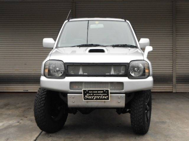 XC ターボ 4WD ナビ HID ETC 5速MT(4枚目)