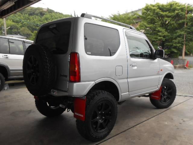 XC ターボ 4WD ナビ HID ETC 5速MT(6枚目)