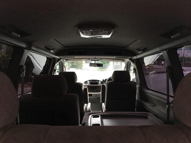 V Lパッケージ ツインムーンルーフ装着車 リフトアップ(17枚目)
