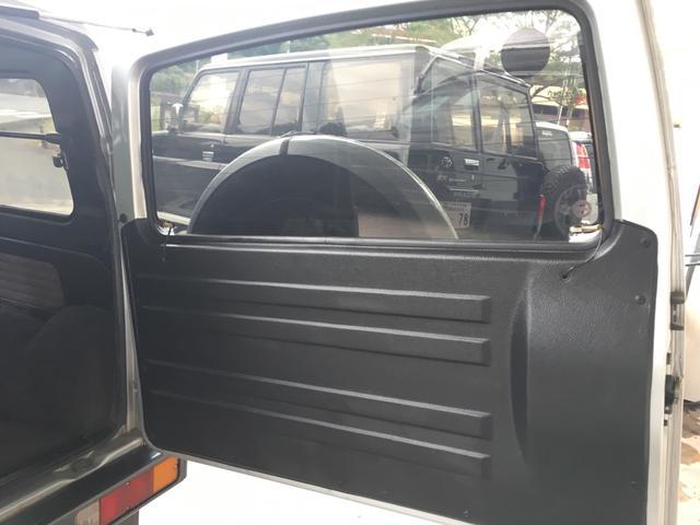 スズキ ジムニー ランドベンチャー 4WD AT ルーフキャリア