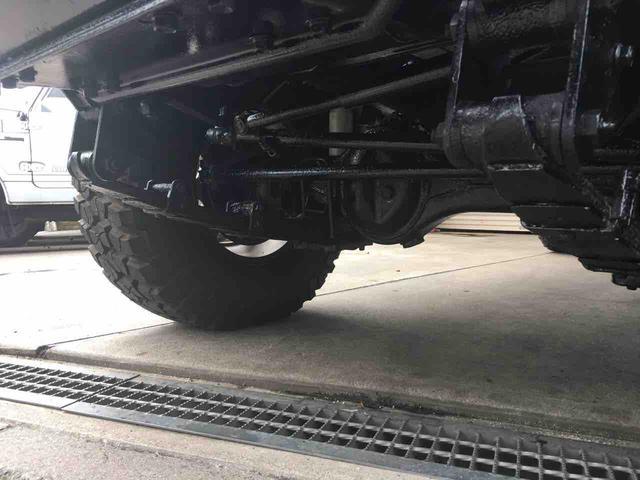 トヨタ ランドクルーザー70 ZX ナロー レイズTE37X サンルーフ ウインチ