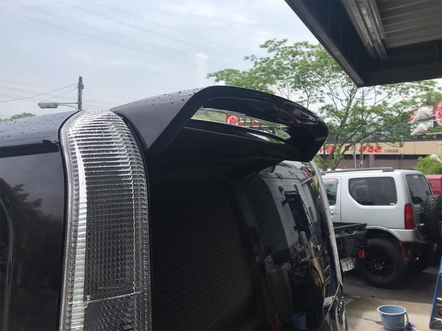 L 軽自動車 ブラックアメジストパール AT AC(10枚目)