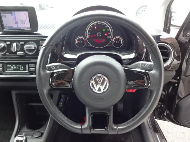 「フォルクスワーゲン」「VW アップ!」「コンパクトカー」「岡山県」の中古車26