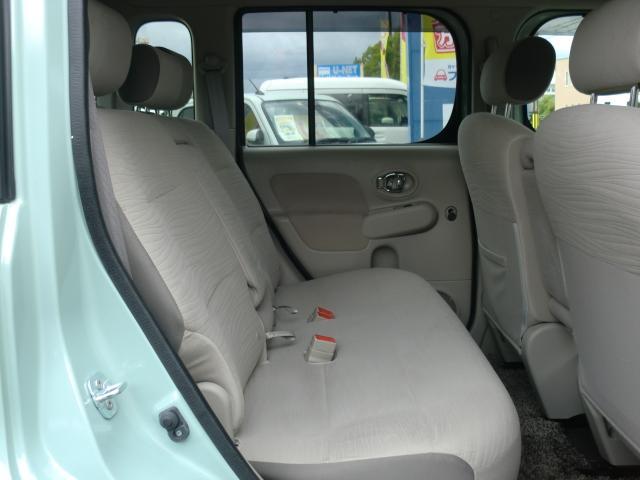 日産 キューブ 15X Vセレクション ナビ バックモニター