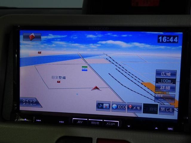 F ワンオーナー フルセグTV&ナビ バックモニター ETC スマートキー 片側パワースライドドア HID 社外アルミホイール(25枚目)