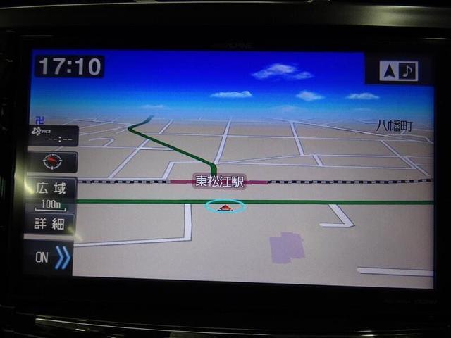 S チューン ブラック ナビ フルセグTV DVD再生機能 バックモニター LEDヘッドライト ETC 社外アルミホイル(14枚目)