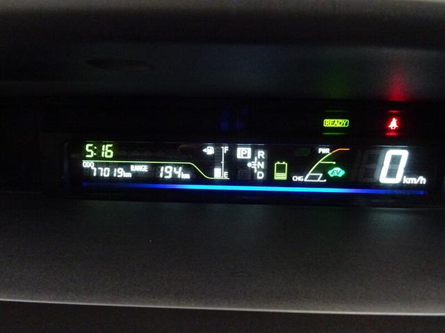 S チューン ブラック ナビ フルセグTV DVD再生機能 バックモニター LEDヘッドライト ETC 社外アルミホイル(16枚目)