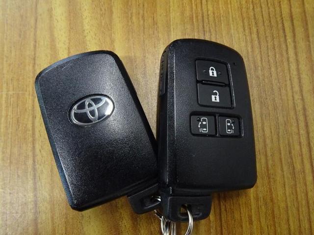 キーはポケットの中でドアのロック&アンロックができます。