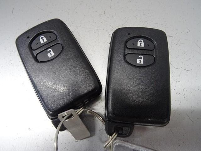 鍵はポケットの中でドアのロック&アンロックができます。