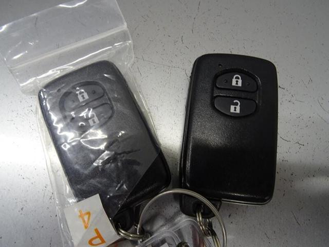 鍵は鞄の中でドアのロック&アンロックしていただけます。