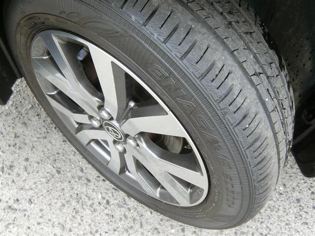 【タイヤの溝】溝も十分残っているので、すぐに交換の必要はありません!溝が一定以上消耗している場合は新品に交換しています!