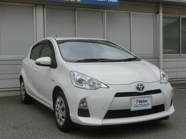 「トヨタ」「アクア」「コンパクトカー」「岡山県」の中古車7
