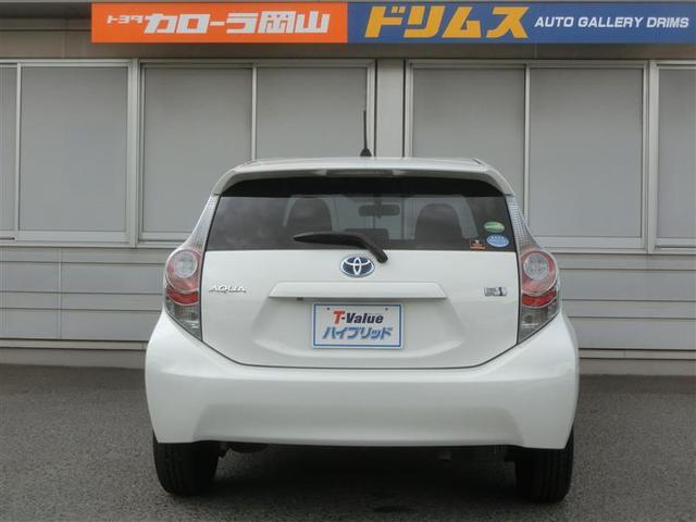 「トヨタ」「アクア」「コンパクトカー」「岡山県」の中古車11