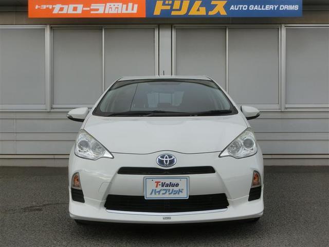 「トヨタ」「アクア」「コンパクトカー」「岡山県」の中古車6