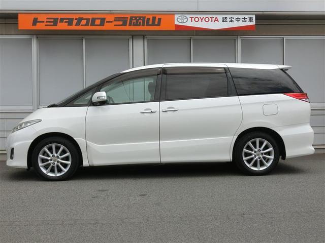 「トヨタ」「エスティマ」「ミニバン・ワンボックス」「岡山県」の中古車7