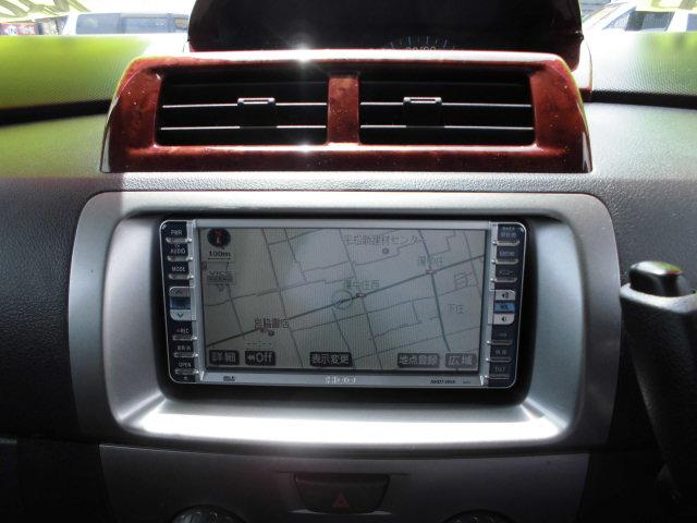 トヨタ bB SXバージョン HDDナビ17AW JAAI認定査定士検査済