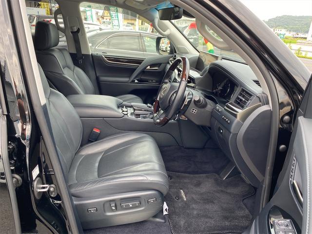 「レクサス」「LX」「SUV・クロカン」「岡山県」の中古車13