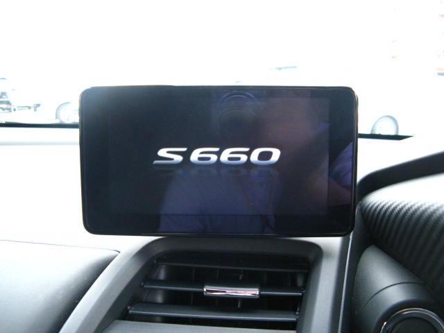 ホンダ S660 α ワンオーナー 革シート バックカメラ スマートキー