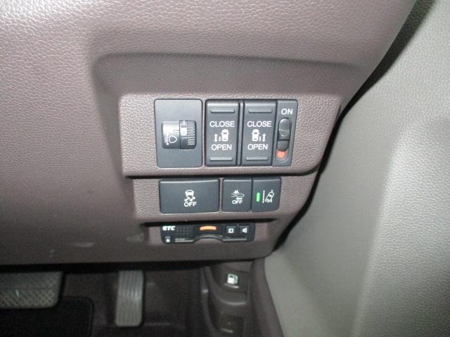 G・ホンダセンシング ワンオーナー 禁煙車 ホンダインターナビ バックモニター ETC両側電動スライドドア 7人乗り(9枚目)