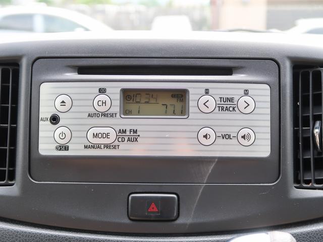 ダイハツ ミライース X ETC キーレス 純正CDオーディオ 電格 エアバック