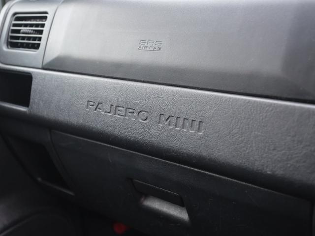 三菱 パジェロミニ X キーレス 社外CDデッキ Pガラス フロアマット