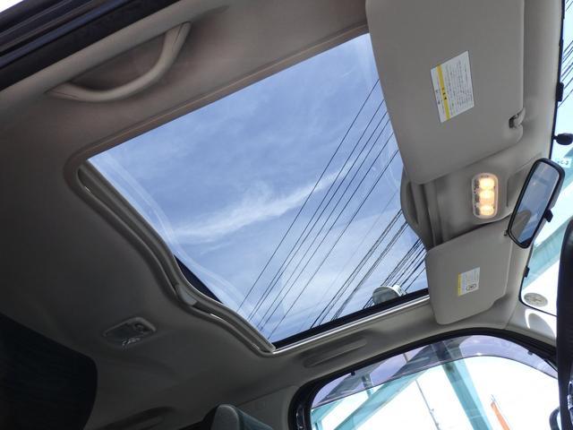 日産 キューブ 15G ガラスルーフ 純正HDDナビ オートライト ETC