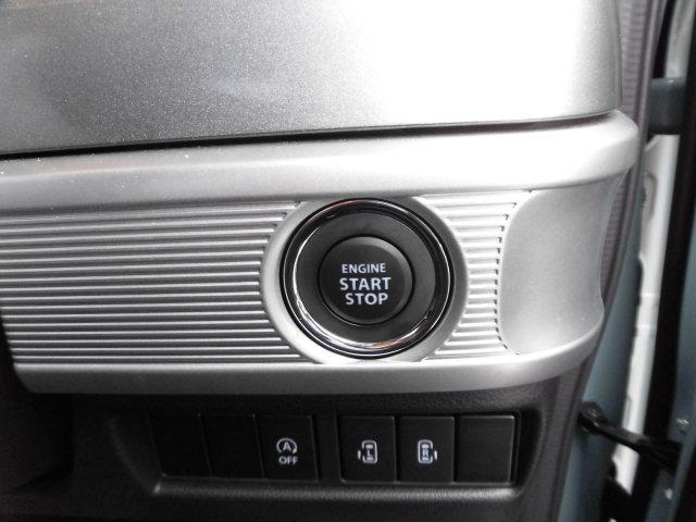 ワンプッシュでエンジンの始動を行うことが出来ます★カバンにカギをしまったまま出来るのですごい便利(#^.^#)