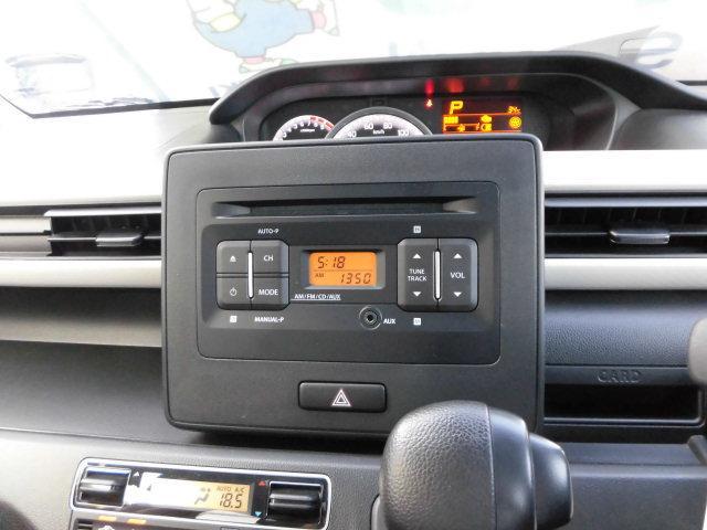 CD、ラジオついてま〜す!お好きな音楽を楽しんでドライブして下さい♪カープ中継も是非聞いて下さいね☆