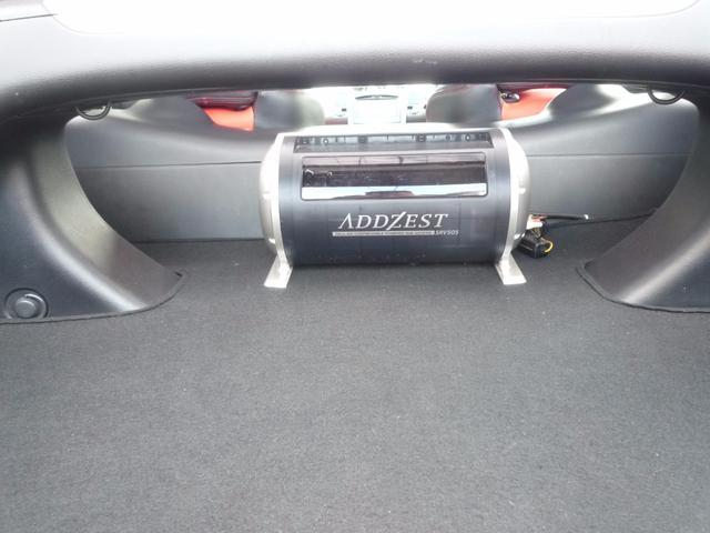 日産 フェアレディZ ベースグレード 社外HDDナビ WORK19AW 社外エアロ