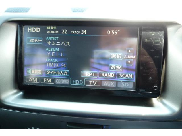 Z Qバージョン 純正HDDナビ スマートキー ETC(17枚目)