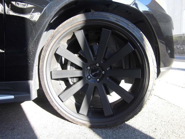 メルセデス・ベンツ M・ベンツ GL550 4マチック 24インチアルミ