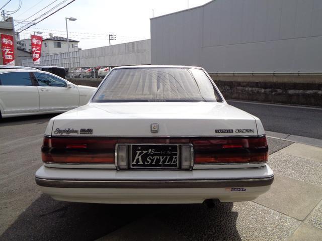 「トヨタ」「クラウン」「セダン」「広島県」の中古車4