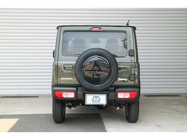 「スズキ」「ジムニー」「コンパクトカー」「島根県」の中古車5