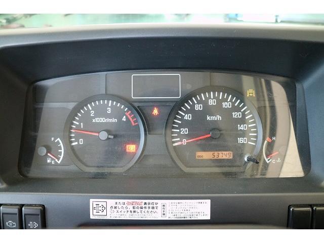 フルフラットロー ディーゼル 5速WタイヤナビDTV1.5t(15枚目)