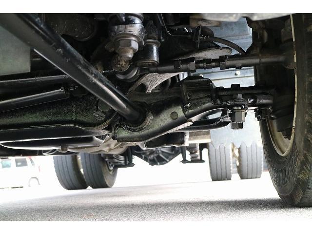 フルフラットロー ディーゼル 5速 リアWタイヤ 2t(13枚目)