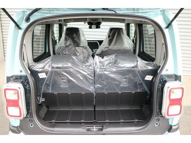 ハイブリッドG 新型届出済未使用車 スズキセフティーサポート(6枚目)