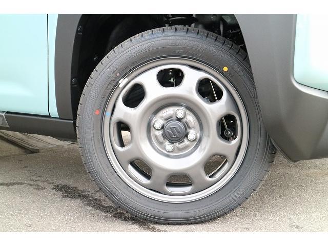ハイブリッドG 新型届出済未使用車 スズキセフティーサポート(16枚目)