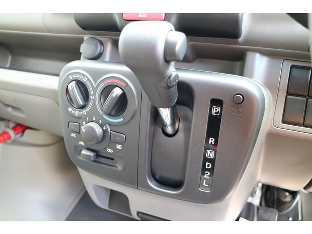 PA 新型届出済未使用車 ハイルーフ 4AT 新型届出済未使用車 エアコン パワステ ABS(10枚目)